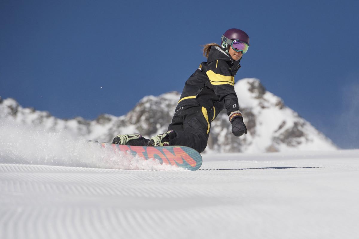 Privat Snowboardkurs für Kinder am Stubaier Gletscher