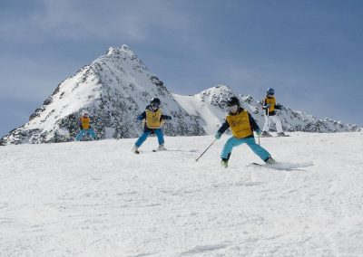 Alpin Schischule Neustift Alpin-Kids