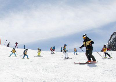 ALPIN-KIDS Kinderskikurse der Alpin Schischule Neustift im Stubaital