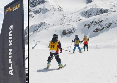 Alpin Schischule Neustift Kinder Skikurse