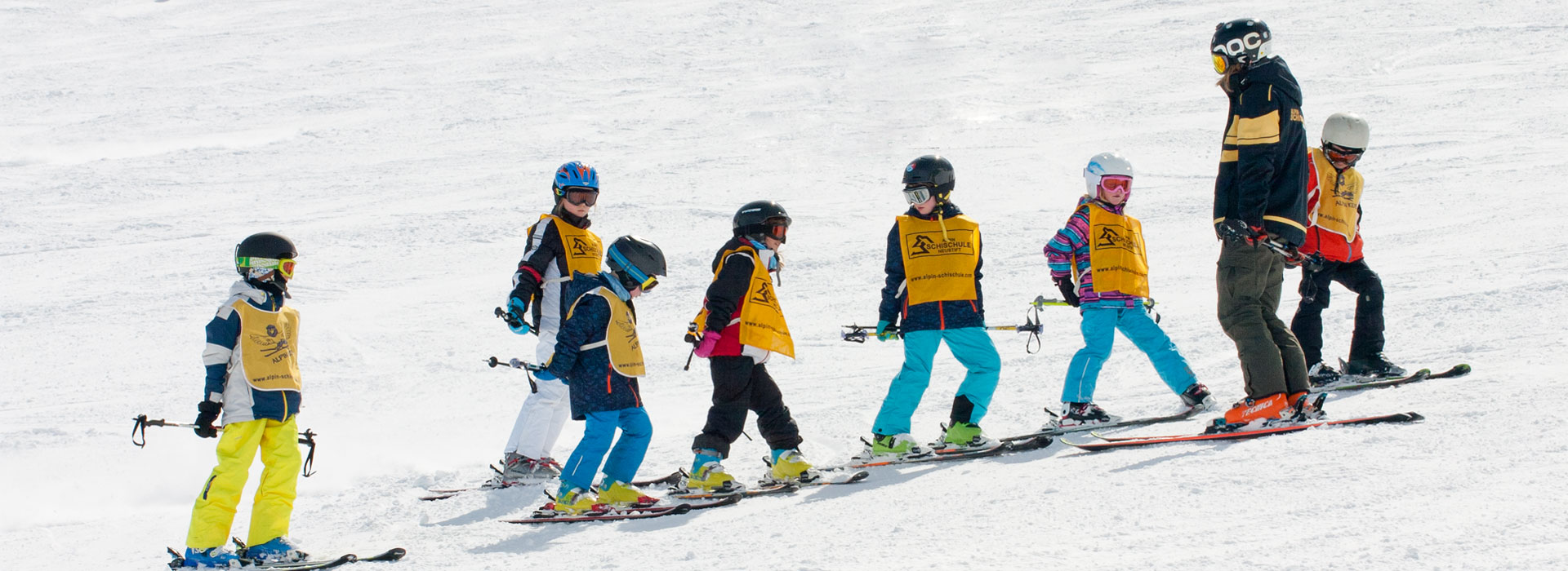 ALPIN SKI SCHOOL NEUSTIFT - ski courses for children