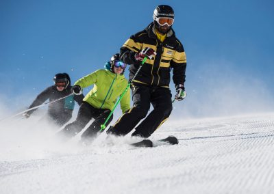 ALPIN SKI SCHOOL NEUSTIFT - The Glacier Ski School in the Stubai valley - Family instructor