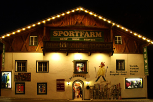 Alpin Schischule Neustift Partner Sportfarm